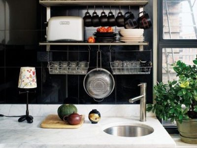 Small Kitchen? Christopher's Pinterest Picks