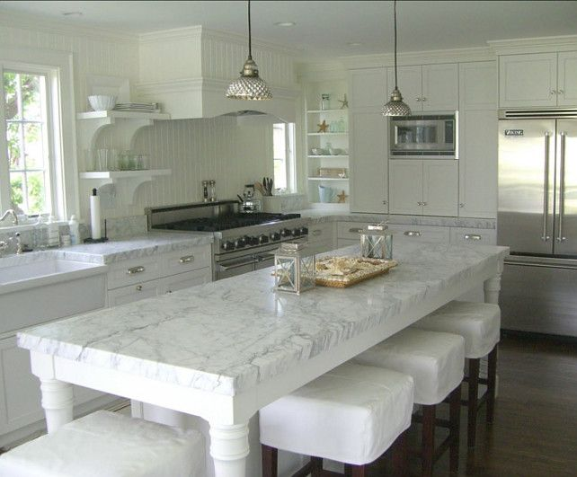Our Dream Carrara Marble Kitchens Pumpernickel amp Rye