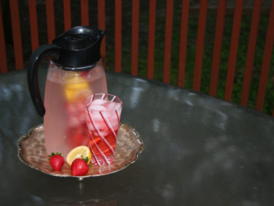 Maximize your Hydration with an Infusion Pitcher