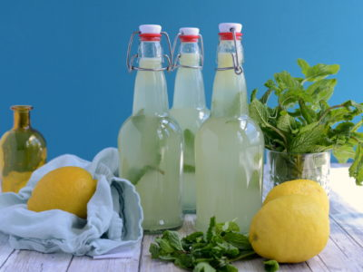 Mint Lemonade